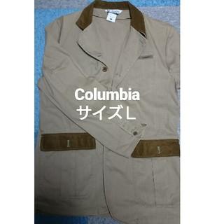 コロンビア(Columbia)の【美品】Columbia ステンカラーコート(ステンカラーコート)