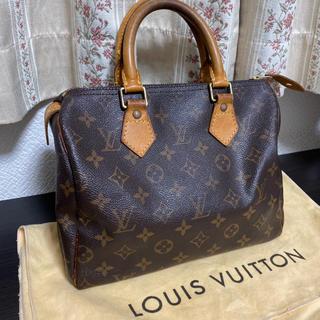 LOUIS VUITTON - 【お早めに♪】ルイヴィトン モノグラム スピーディ25 ハンド バッグ