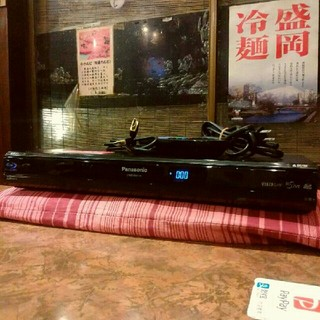 Panasonic - パナ DMR-BW570 8倍録 320GB 2番組W録画 リモ等付 感動美品!
