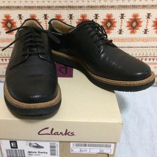 Clarks - クラークス Clarks グリックダービー 37  23