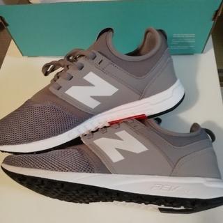 New Balance - ニューバランス新品タグ付きグレー