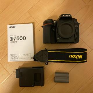 Nikon - Nikon D7500 ボディ