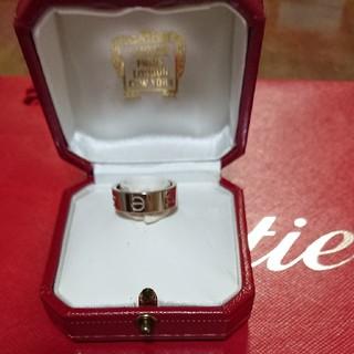 カルティエ(Cartier)のカルティエ リング 【7号】(リング(指輪))