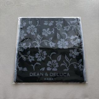 ディーンアンドデルーカ(DEAN & DELUCA)のDEAN&DELUCA  タオルハンカチ 黒(ハンカチ)