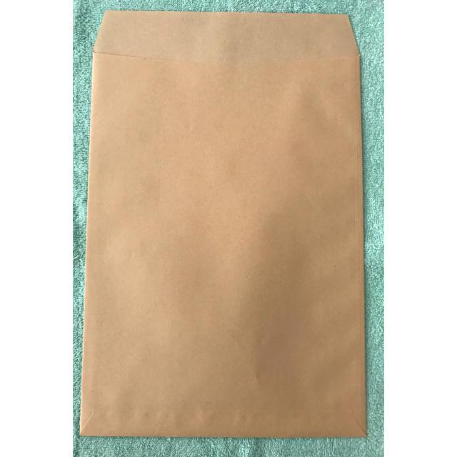 角2封筒 (A4サイズ)   50枚 インテリア/住まい/日用品のオフィス用品(ラッピング/包装)の商品写真