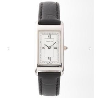 Tiffany & Co. - ティファニー 時計 クラシック