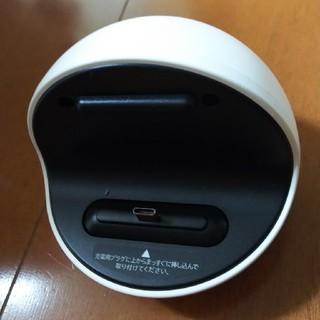 アクオス(AQUOS)のau 『AQUOS R SHV39』専用卓上ホルダ ロボクル(バッテリー/充電器)