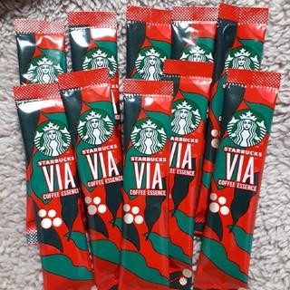 Starbucks Coffee - VIA10本セット