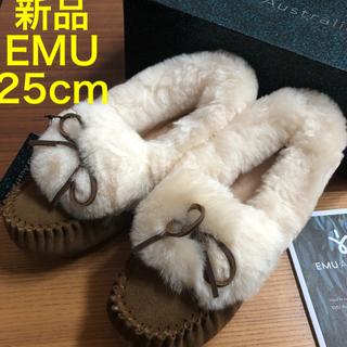 EMU - 限定値下げ★新品★EMU エミュー AMITYアミティ モカシン ムートン