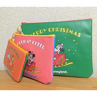 Disney - ポーチセット@クリスマス