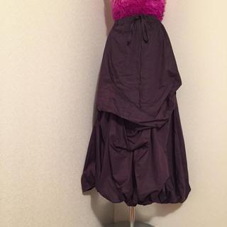 コムデギャルソン(COMME des GARCONS)の90's  vintage  変形  ロングスカート(ロングスカート)