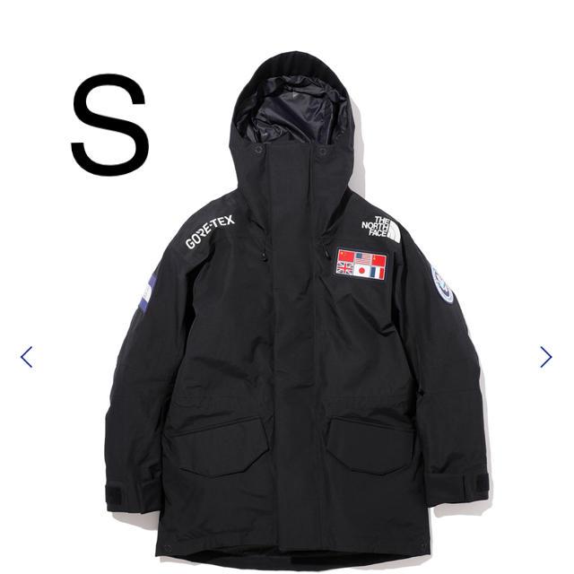 THE NORTH FACE(ザノースフェイス)の Sサイズ トランスアンタークティカパーカ  黒 メンズのジャケット/アウター(マウンテンパーカー)の商品写真