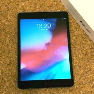 iPad - iPad mini3 16GB Retina Wi-Fiモデル スペースグレイ