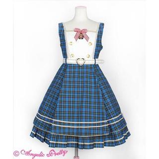 Angelic Pretty - Bunnyカレッジジャンパースカート