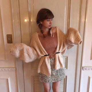 cattykitten♡milk cardigan