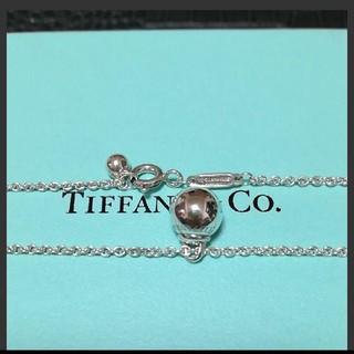 Tiffany & Co. - ティファニー ハードウェアボールネックレス