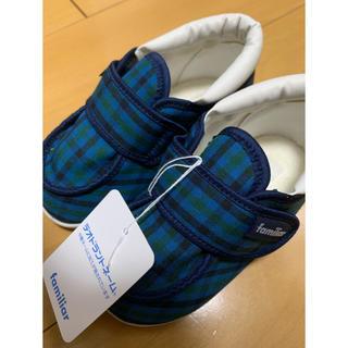 familiar - ファミリア KUKKU 靴 13.5cm