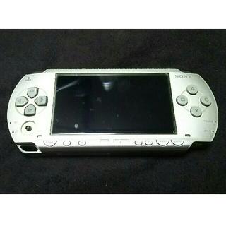 PlayStation - ジャンク品 PSP1000 シルバー