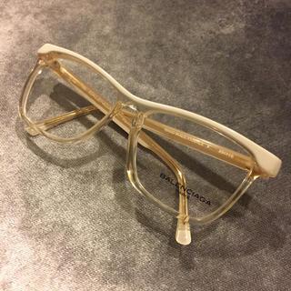 バレンシアガ(Balenciaga)のバレンシアガ デッドストック ヴィンテージ 眼鏡 希少(サングラス/メガネ)