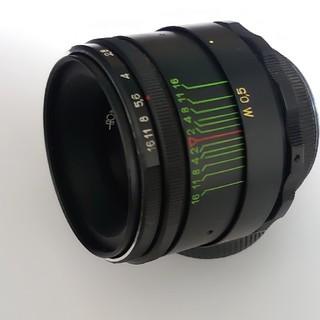 ヘリオス44-2 HELIOS-44-2 f2.0/58mm