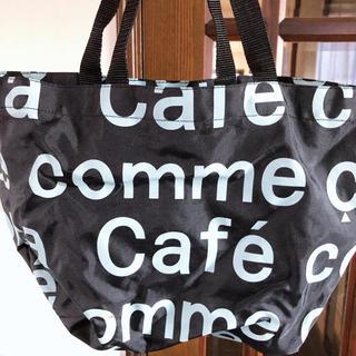 コムサイズム(COMME CA ISM)のコムサ カフェ トートバッグ(トートバッグ)