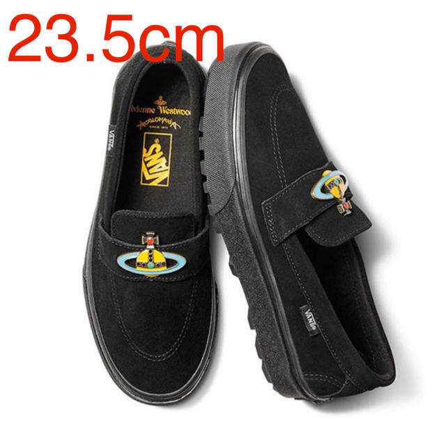 Vivienne Westwood(ヴィヴィアンウエストウッド)のVans Vivienne WestWood STYLE53 23.5cm レディースの靴/シューズ(スニーカー)の商品写真