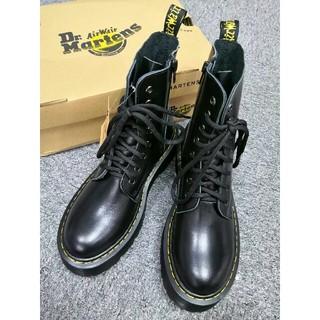 ドクターマーチン(Dr.Martens)のUK6 Dr. Martensドクターマーチン 厚底ブーツ 革靴 8ホール  (ブーツ)