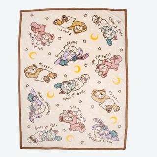 ダッフィー(ダッフィー)の《ダフメイ様専用》完売♡ダッフィー毛布♡TDS(毛布)