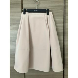 フォクシー(FOXEY)のFOXEYバロンスカート(ひざ丈スカート)