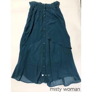 mysty woman - ミスティウーマン ロングスカート