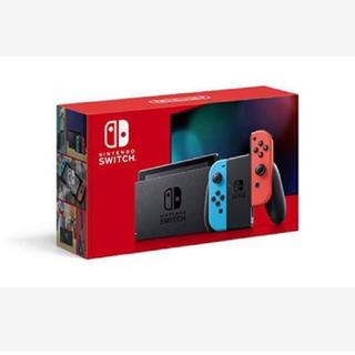 ニンテンドースイッチ(Nintendo Switch)の新品 新型 正規品 任天堂 Switch ネオン 本体 6台セット(家庭用ゲーム機本体)