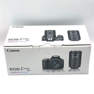 Canon - EOS Kiss X9 ダブルズームキット