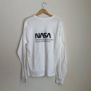 ユナイテッドアローズ(UNITED ARROWS)のmonkey time モンキータイム ◎ NASAロンT(Tシャツ/カットソー(七分/長袖))