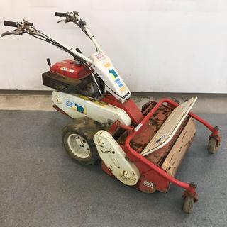 共立 HR661A/ハンマーナイフローター/草刈機 動作未確認ジャンク扱い(その他)
