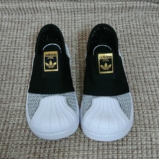 adidas - アディダス ベビー 子供 スニーカー 14.5㎝