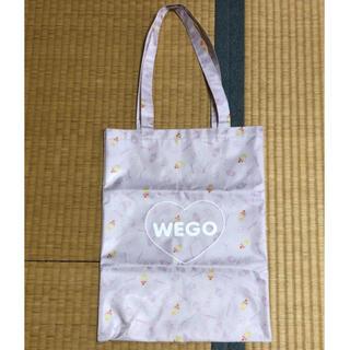ウィゴー(WEGO)のウィゴートートバッグ(トートバッグ)