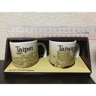 スターバックスコーヒー(Starbucks Coffee)のスターバックス ご当地マグカップ 台湾(グラス/カップ)
