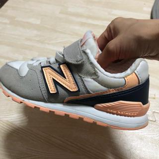 New Balance - ニューバランス17㎝