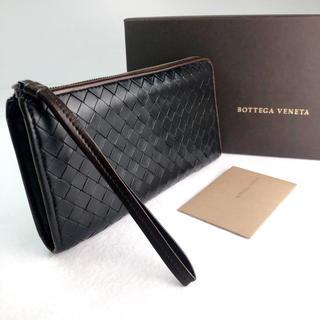 Bottega Veneta - ボッテガヴェネタ L字型 長財布 バイカラー