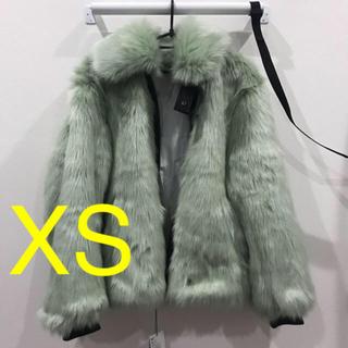 アンブッシュ(AMBUSH)のNike x Ambush Reversible Fur Jacket(毛皮/ファーコート)