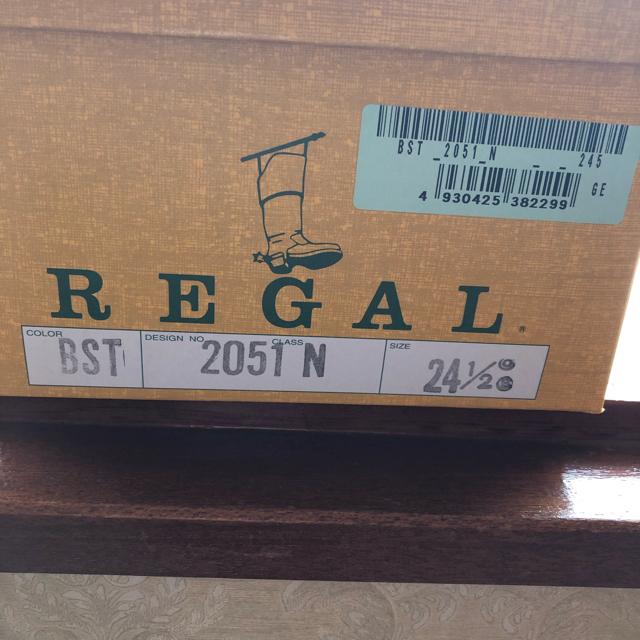 REGAL(リーガル)のリーガル サドルシューズ メンズの靴/シューズ(ドレス/ビジネス)の商品写真