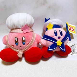 ニンテンドウ(任天堂)の星のカービィ 2点セット(キャラクターグッズ)