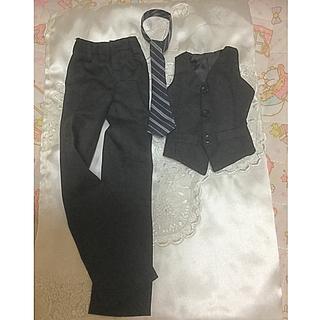 ボークス(VOLKS)のSD衣装◆スラックス、ベスト、ネクタイのセット(その他)