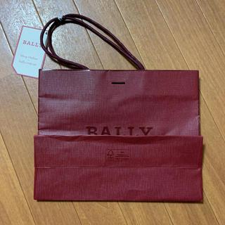 バリー(Bally)のBALLY ショップ紙袋 たぶん中(ショップ袋)