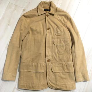 ラルフローレン(Ralph Lauren)のラルフローレン ポケットたくさんハンサムジャケット レディース 襟付き アウター(ブルゾン)