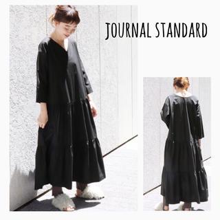 JOURNAL STANDARD - ジャーナルスタンダード タイプライターティアードワンピース