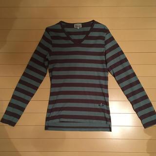 ヴィヴィアンウエストウッド(Vivienne Westwood)のvivienne westwood MAN カットソー(Tシャツ/カットソー(七分/長袖))