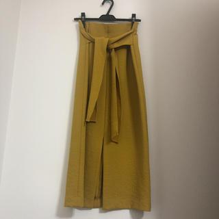 SCOT CLUB - Vin 前スリットタイトスカート