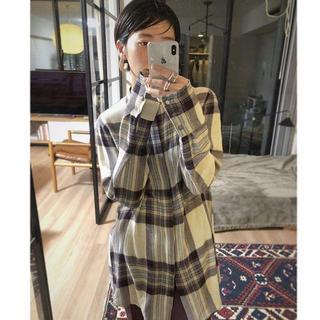 TODAYFUL - todayful soft wool longshirts