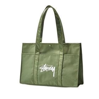 STUSSY - stussy(ステューシー)☆ロゴ入りトートバッグ